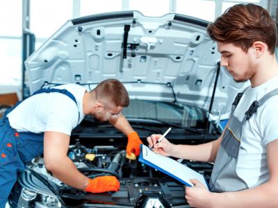 Ремонт газового оборудования на автомобиле